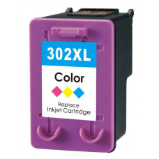 Cartridge HP Ink Jet 302 XL Color